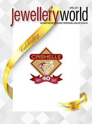 Jeweller World Magazine - April 2017