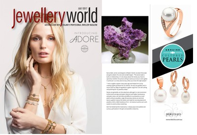 Jeweller World Magazine - July 2017