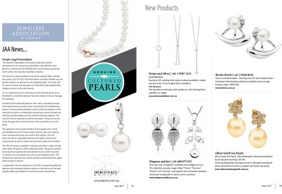Jeweller World Magazine - May 2017