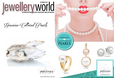 Jeweller World Magazine - October 2017