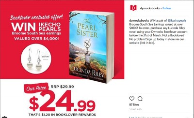 Dymocks Social Media